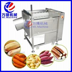 Small Type Root Vegetable Washing /Peeling Machine