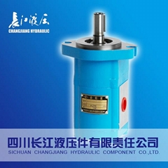 CMK1 series high pressure motor hydraulic gear motor