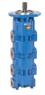 GPC4-63* Series Hydraulic Oil Gear Pump 1