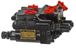 CDB series excavator hydraulic multiple directional control va  e 1