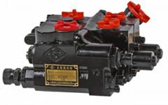 CDB series excavator hydraulic multiple directional control va  e