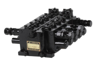 CDB series excavator hydraulic multiple directional control va  e 2
