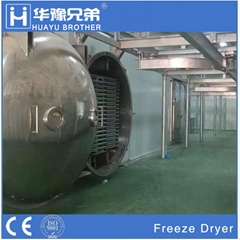 Industrial Fruit Drying Equipment Vacuum Freeze Dryer Machine Price