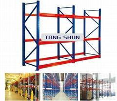 metal storage rack for warehouse