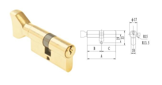 Lock cylinders 3