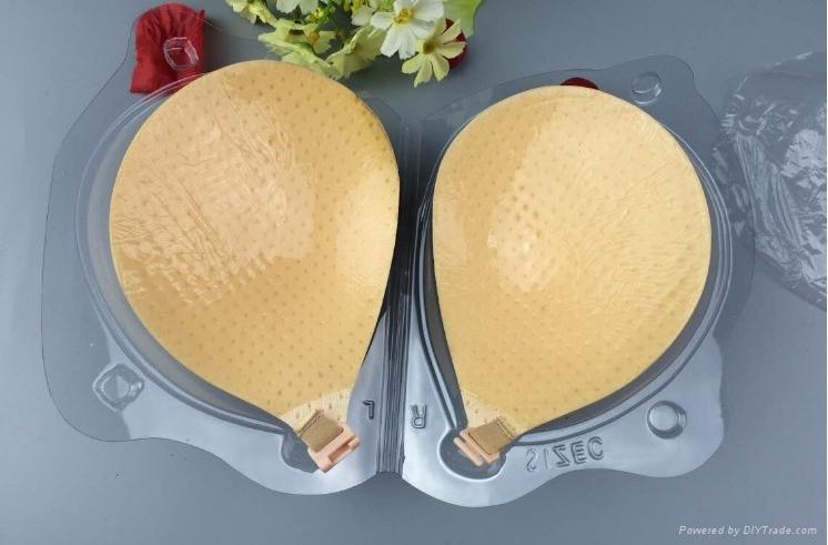 硅膠文胸吸塑盒 1