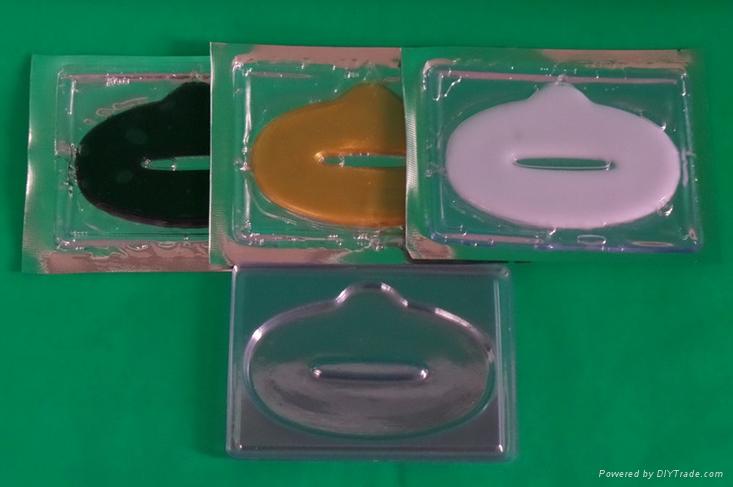 水晶面膜吸塑托 2