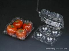 一次性果蔬盒