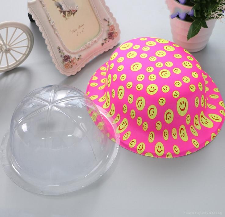 廠家直銷塑料帽托 3