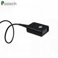 MS4100有线二维条码扫描器售票医疗固定条码扫描器 2