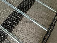 不锈钢链条输送网带