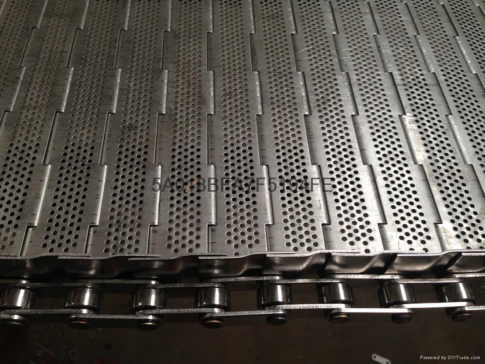 不鏽鋼沖孔鏈板