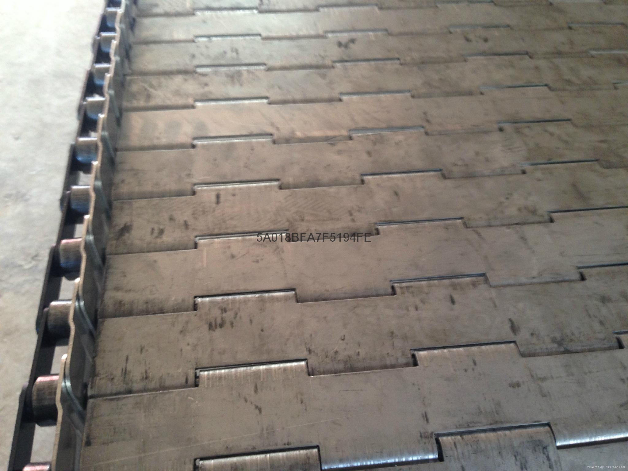 耐高溫金屬鏈板