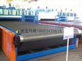 Glass bottle annealing furnace mesh belt
