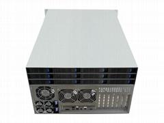 6u 存儲服務器機箱/熱插拔/機架式