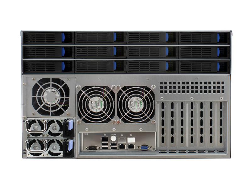 6u 存储服务器机箱/热插拔/机架式 3