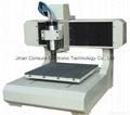 CS-3030 Aluminum shoe mould CNC engraver