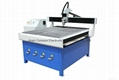 CS-1212 advertising CNC router for acrylic plastic