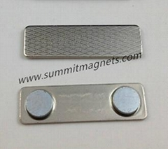 magnetic badge name tag