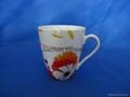 Wholesale customized porcelain mug for promotional 2