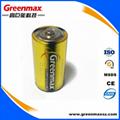 Super Alkaline C Lr14 Batteries 1 5v Without Mercury Greenmax