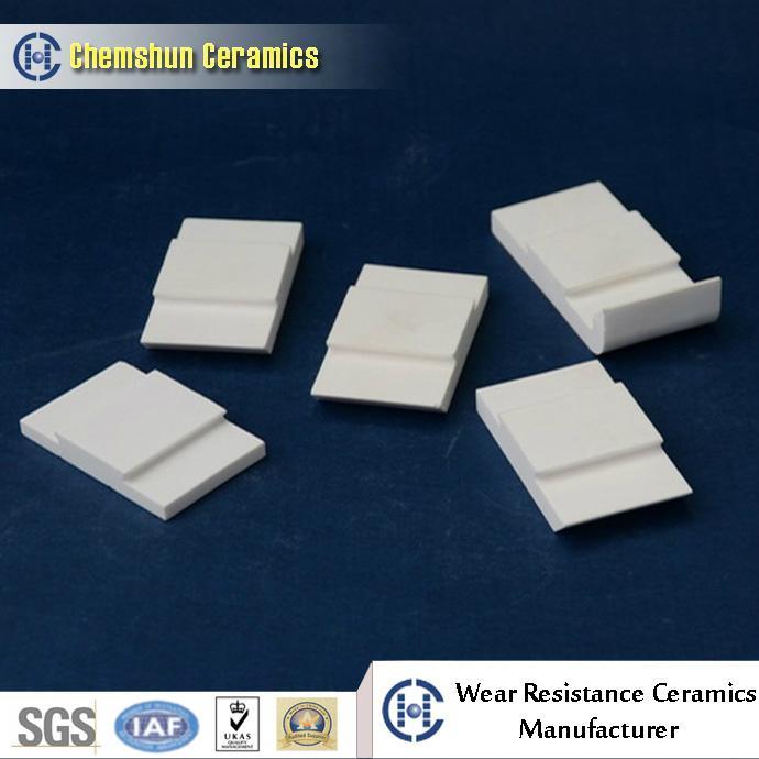 Alumina Ceramic Tile for Pulley Lagging 1