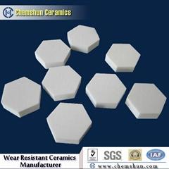 China Manufacturer Supplied Hexagonal Tile Sheet as Wear Resistant Liner