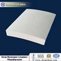 92% 95% Al2O3 Alumina Ceramic Pipe Tile