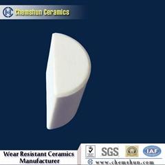 High Purity Alumina Ceramic Grinding Cylinder/ Rods as Wear Abrasion Resisatnt L