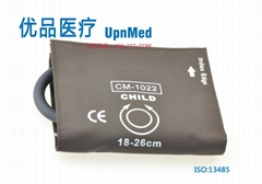 重复性棕色滑手TPU 成人单管血压袖带