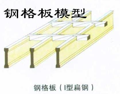 太原电厂钢格板 1