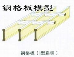 太原電廠鋼格板
