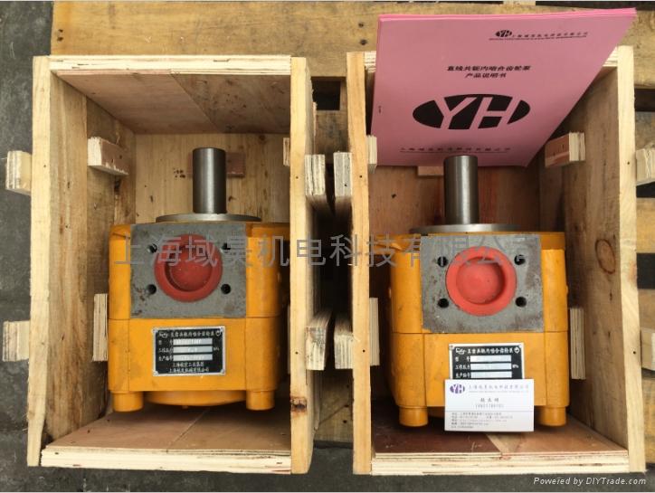 NB3-G25F齿轮泵 1