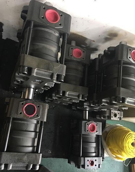 NT3-G25F齿轮泵 3