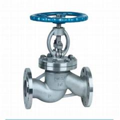 GB WCB Flange Globe valve