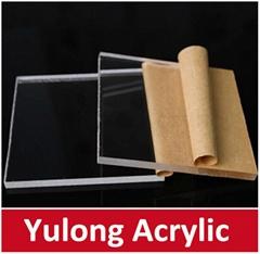 4.5mm Cast Clear Acrylic Sheet  Clear Plexiglass Sheet