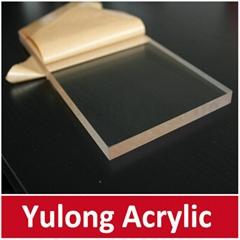 10mm Clear Acrylic Plexiglass Sheet 1220*2440mm