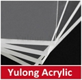 cast transparent acrylic PMMA board panel 1000*2000 2