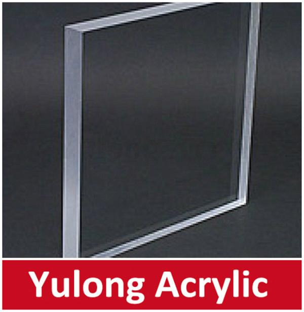 25mm Cast Clear Acrylic PMMA Sheet for wholesale 3