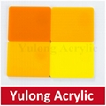 Clear Color Acrylic PMMA Sheet for Wall Decoration 5