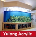 Aquarium Thick Cast Acrylic Plexiglass