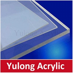 3mm 5mm Clear Cast Acrylic Plexiglass Sheet for Fish Tank