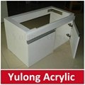 3mm 5mm 8mm White PVC Board for Partion