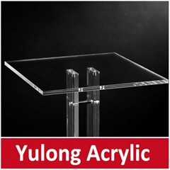 2mm 3mm 5mm Transparent Acrylic Sheet for Display