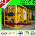 ZYD Series Double-stage Vacuum Insulating Oil Purifier 1