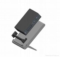 75W  Wireless charge Temperature control  box mod