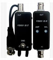 电梯监控视频抗干扰器信号增强器噪声改善器