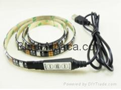 USB led light laptop strip light