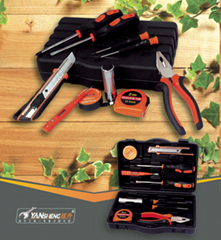 Hot household  tool sets with hammer