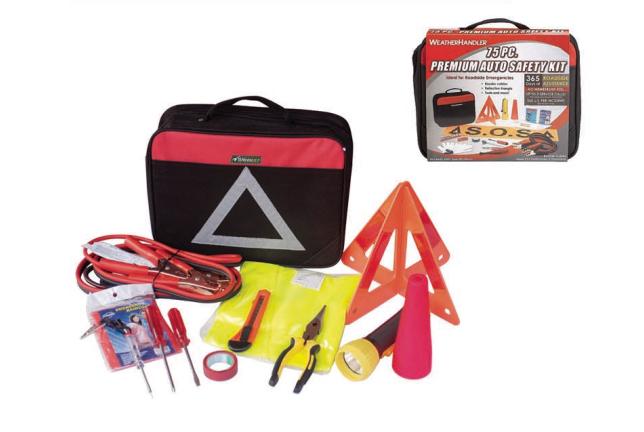 Hot wholesale car emergency kit 1